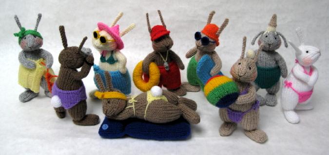 Bunny Babes & Beach Boys