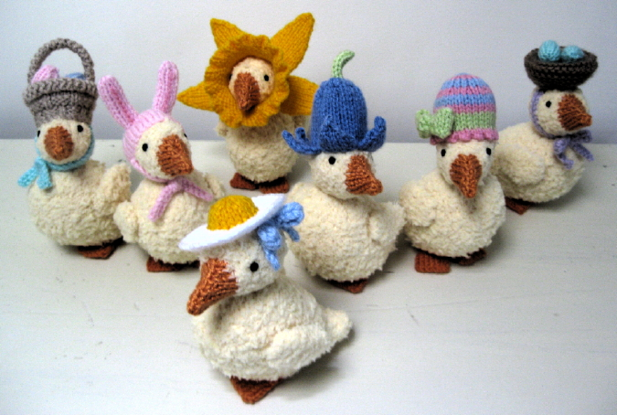 Duckling Easter Parade