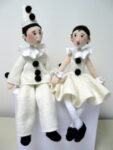 Pierrot and Pierrette (Click to read more)