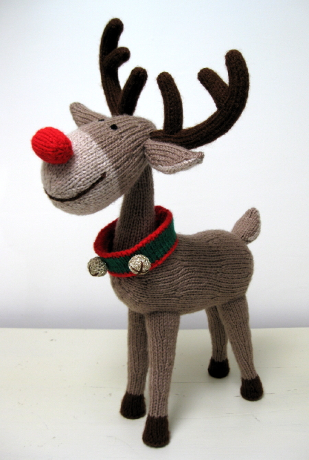 Knitographical: R is for Reindeer