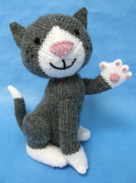 Knitting Patterns Toys Alan Dart : Sox - Alan Dart Alan Dart