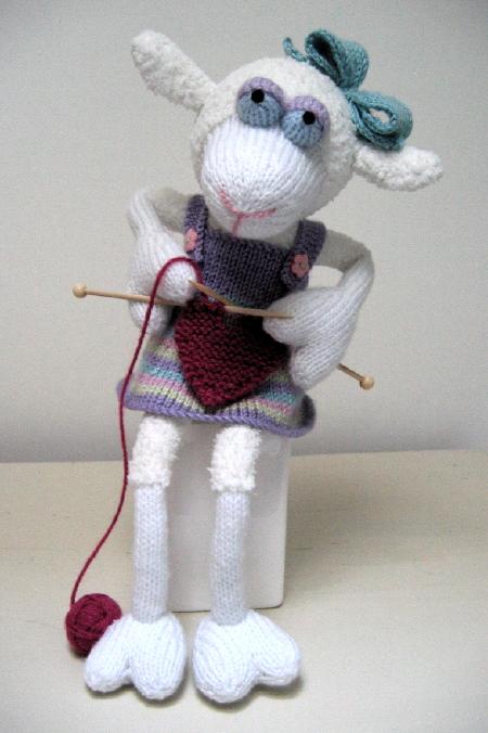 Sweetheart Sheep
