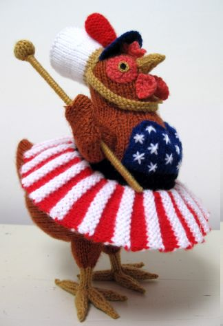 Star-Spangled Bantam **
