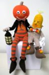 Jack O'Lantern & Maizey* (Click to read more)