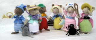 Nursery Rhyme Mice*