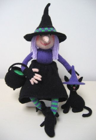 Witch and Cat*