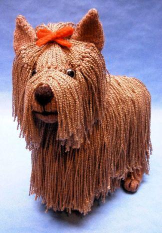 Free Crochet Patterns For Yorkies : Yorkshire Terrier - Alan Dart Alan Dart