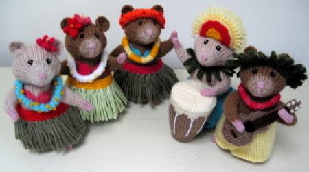 Hula Hamsters