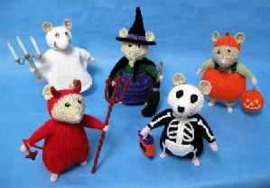Halloween Hamsters
