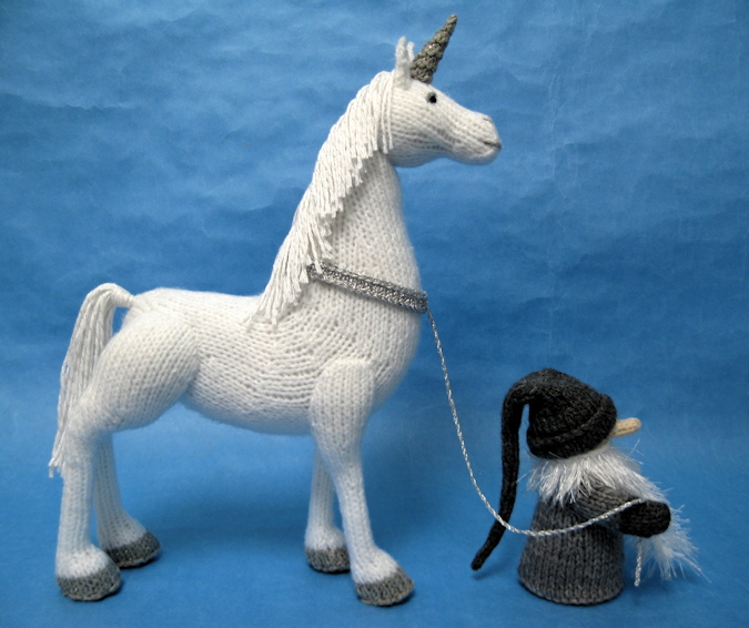 Unicorn and Troll
