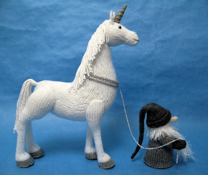 Unicorn and Troll