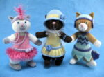 Feline Flappers (Click to read more)