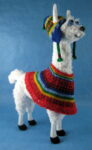 Peruvian Llama (Click to read more)