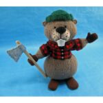 Lumberjack Beaver (Click to read more)