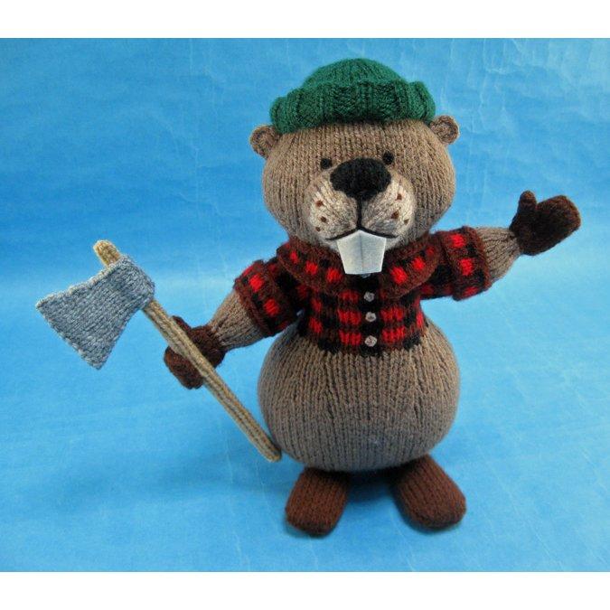 Lumberjack Beaver