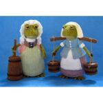 Poppy & Daisy Croaker** (Click to read more)