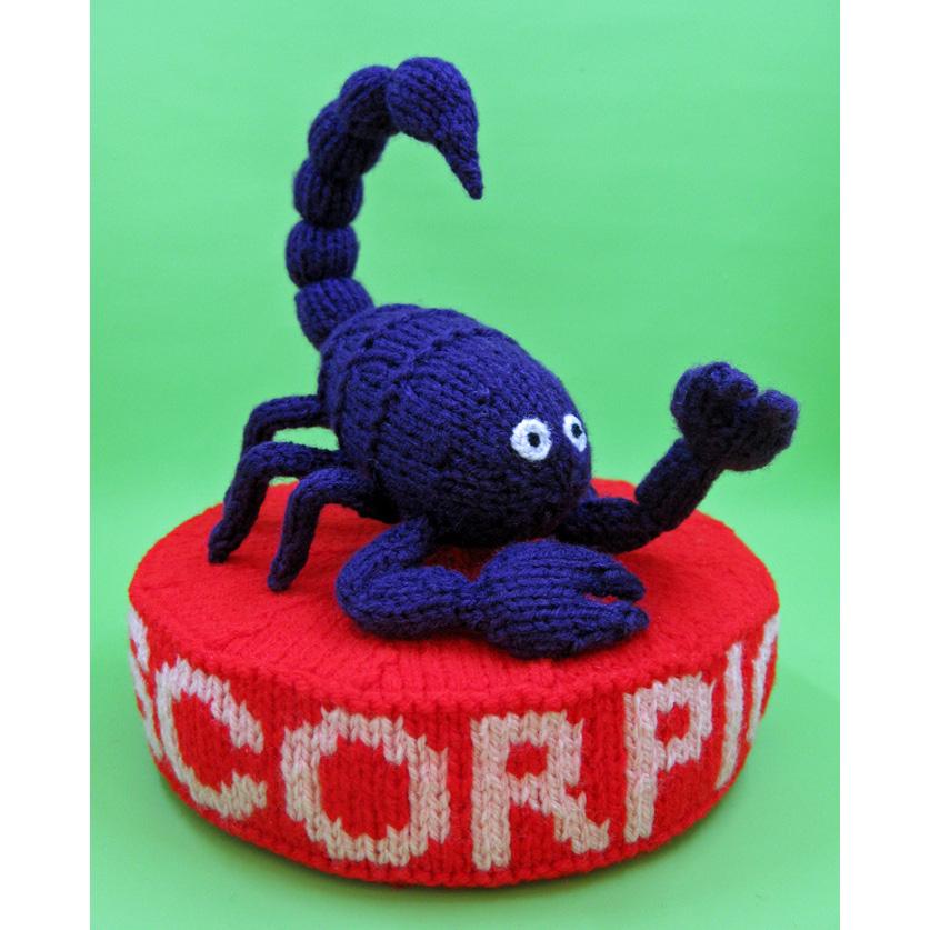 Scorpio the Scorpion**
