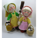 Swedish Easter Witches**